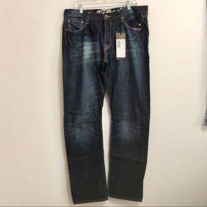 Ed Hardy Tammy Straight Jeans (36x34)